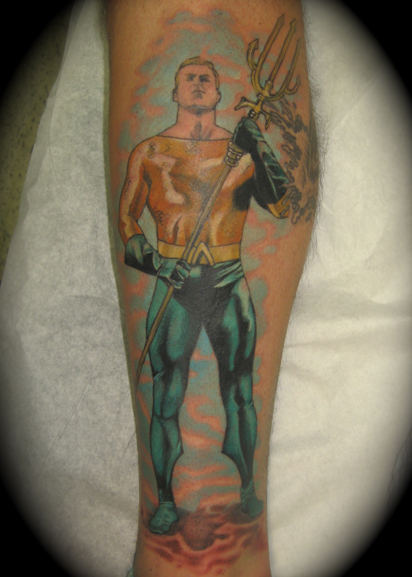 Portfolio | Lew Hands Tattoo